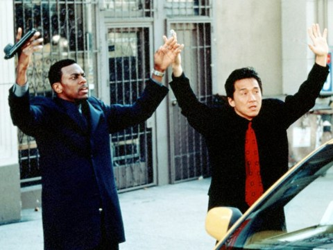 There's going to be a TV series based on the movie Rush Hour