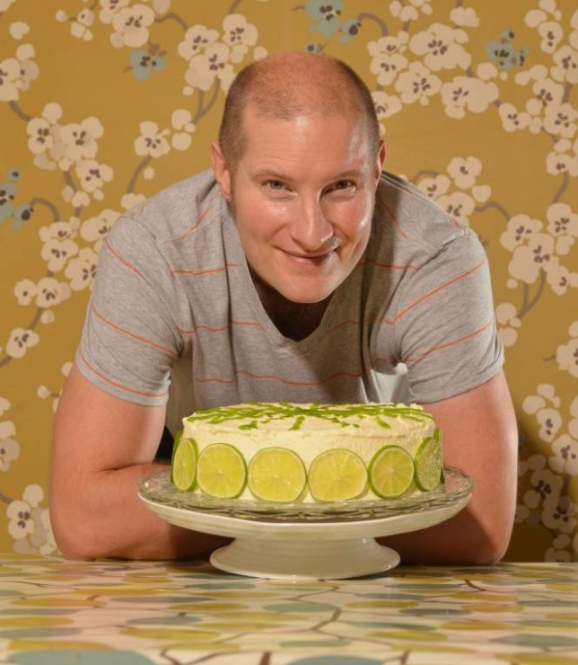 Great British Bake Off 2014 EXCLUSIVE: Finalist Richard ...