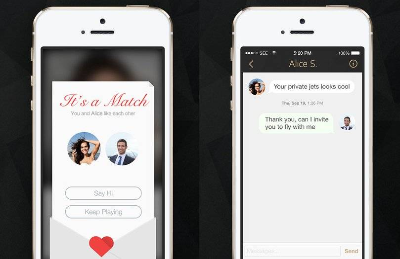Dating app Luxy is Tinder minus all the poor, ghastly commoners