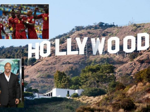 Ghana's World Cup 2014 cash row set to be made into Hollywood blockbuster film