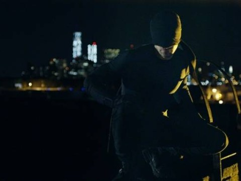 Daredevil: First look at Marvel's TV series on Netflix starring Charlie Cox