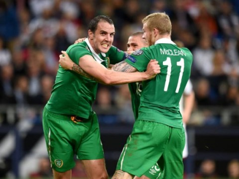 Punter bet £5 on John O'Shea's late equaliser for Republic of Ireland against Germany at 150/1