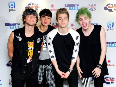 5SOS pull out of Radio 1 Teen Awards after Ashton Irwin falls ill