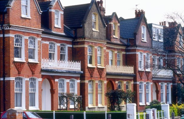 Edwardian houses in Tooting (Pic: supplied)