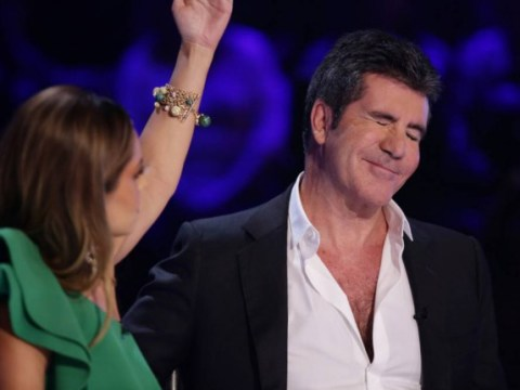 The X Factor 2014: Cheryl Cole reveals 3am phone calls from Simon Cowell are winding her up