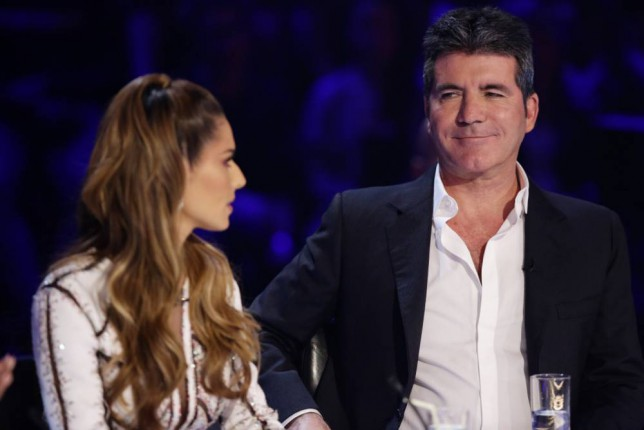 Cheryl Cole, Simon Cowell, The X Factor