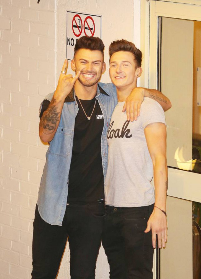 EXCLUSIVE X Factor's Jake Quickenden on Jack Walton and Mel B's live show 'issues': 'I told him he wouldn't be judged if he took his shirt off'