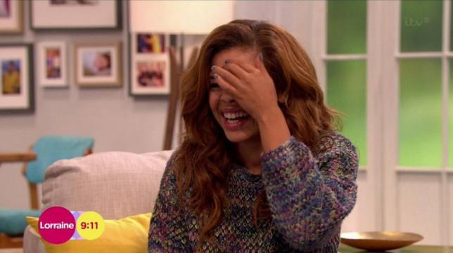 Steph Nala, The X Factor, Lorraine