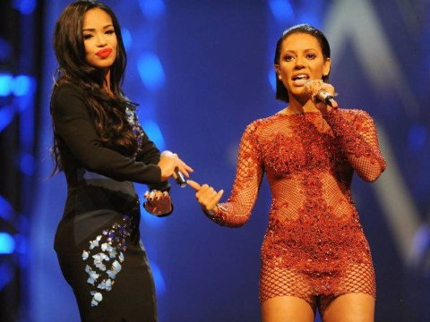 The X Factor 2014: Xtra Factor's Sarah-Jane Crawford reveals her flirt-fest with Mel B and a judge's golden thong shocker