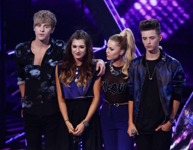 Only The Young, The X Factor, X Factor results