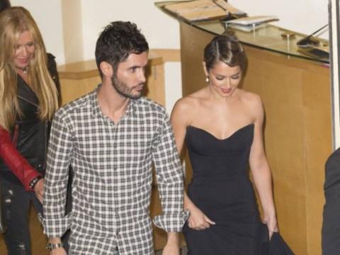 Jean-Bernard Fernandez-Versini supports wife Cheryl at X Factor live show