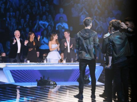 X Factor 2014:  There's another place fans would rather be
