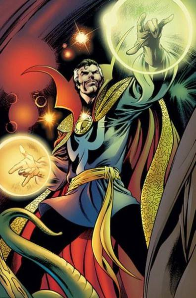 Benedict Cumberbatch to play Doctor Strange but who is the Sorcerer Supreme?