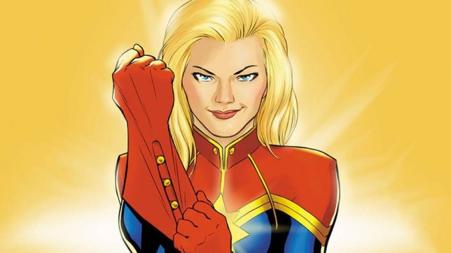 Captain Marvel 2018: Who should play Carol Danvers, Marvel's first female lead?
