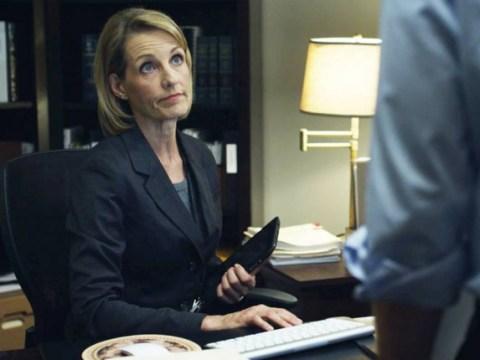 House Of Cards actress Elizabeth Norment – aka Frank Underwood's secretary – dies aged 61