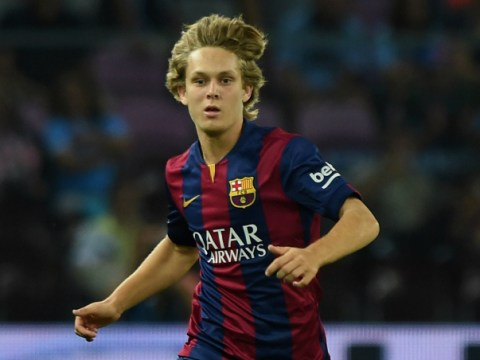 Sunderland make transfer offer to sign Barcelona star Alen Halilovic dubbed 'new Lionel Messi'