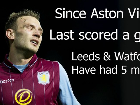 Since Aston Villa last scored a goal – Leeds United and Watford have been through five managers