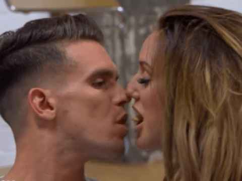 Geordie Shore season 9: Charlotte Crosby and Gaz Beadle are 'all over each other' in new series, reveals Vicky Pattison