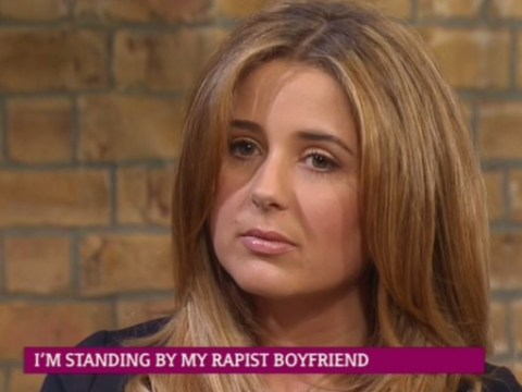 Natasha Massey defends rapist boyfriend Ched Evans: 'I love him and I will continue to stand by him'