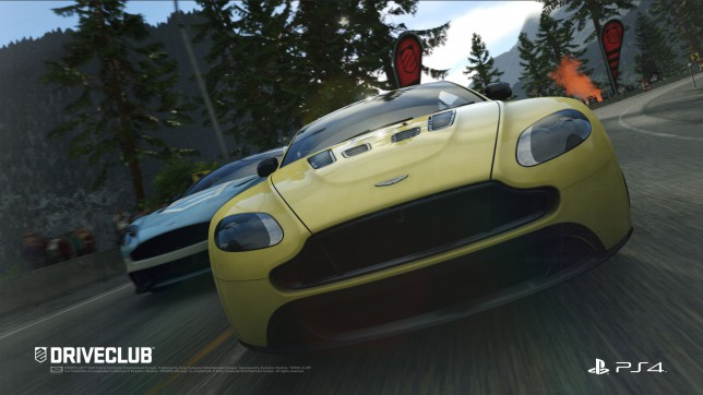 Driveclub - the end of Evolution
