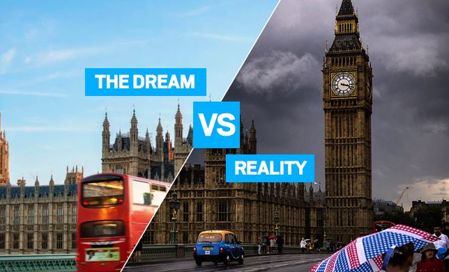 London is the best city in the world to work – the fantasy versus the reality