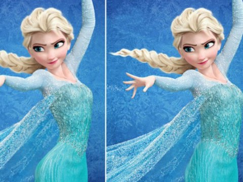 Disney princesses are given realistic waistlines, the world doesn't end
