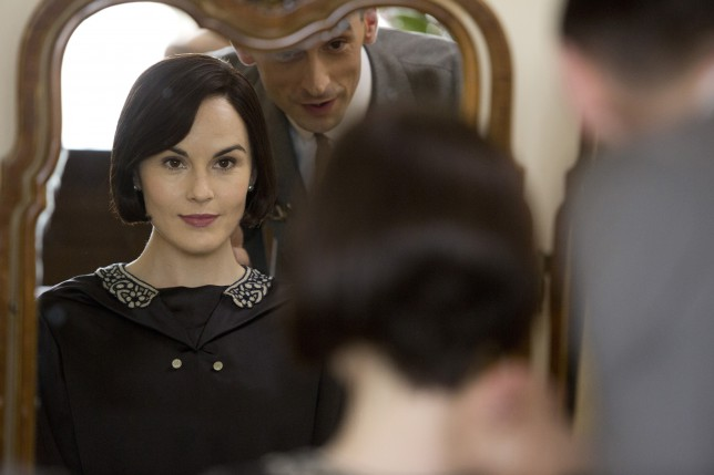 Downton Abbey season 5, episode 6: Edith takes matters into her own hands and Mary has a haircut