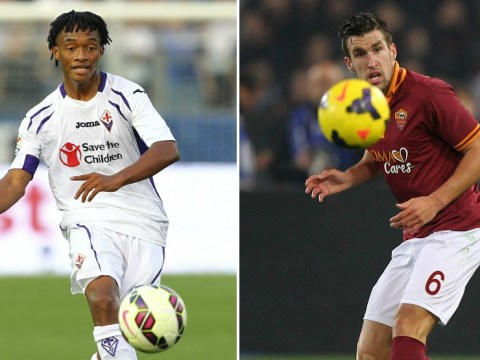 Manchester United close in on £70m Kevin Strootman and Juan Cuadrado transfers
