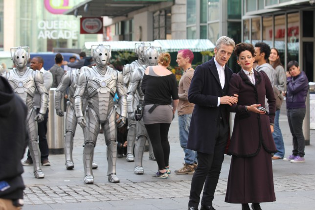 Doctor Who season 8: Who is Missy, gatekeeper of the Nethersphere, played by Michelle Gomez