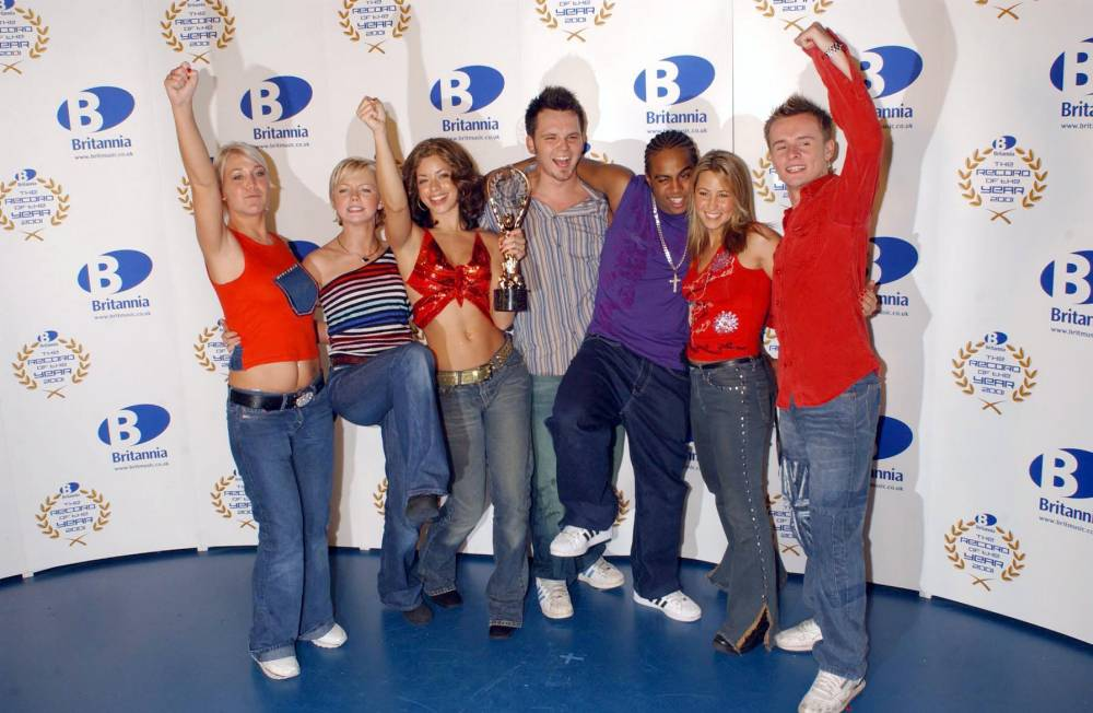 S Club 7 to kick off their comeback with Children In Need appearance?