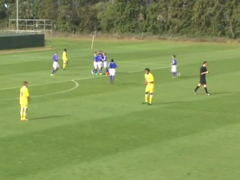Ipswich Town kids score incredible tiki-taka goal in Under-14 academy match