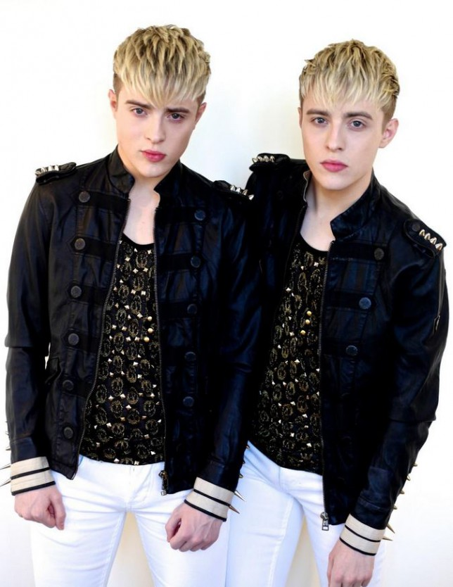 Watch Jedward perform new single Ferocious as they confirm Sharknado star Tara Reid will feature in video