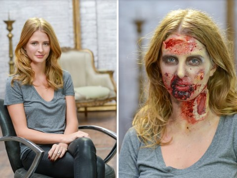The Walking Dead: How to get Millie Mackintosh's zombie makeover