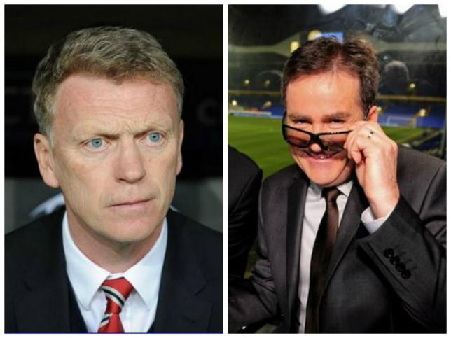 Richard Keys: I was advising David Moyes during Manchester United reign