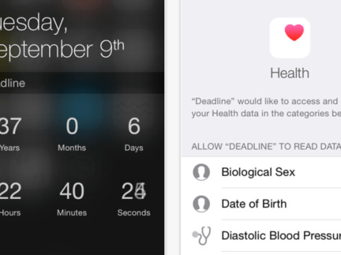 Want to know when you'll die? There's an app for that
