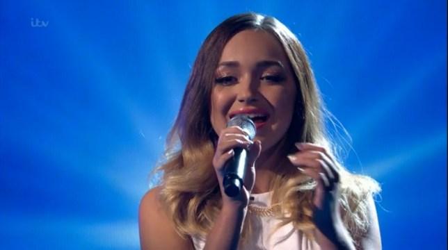 The X Factor 2014: Lauren Platt