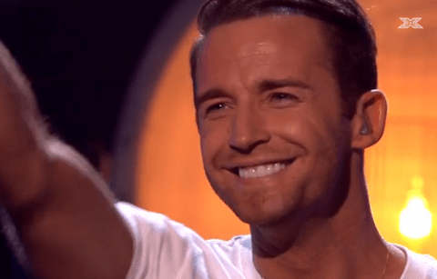 X Factor's Jay James admits he stalked his glamour model wife Victoria Picton on YouTube