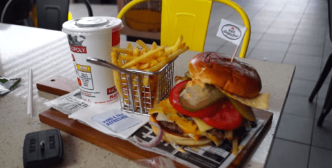 Feast your eyes on the gourmet McDonald's experience