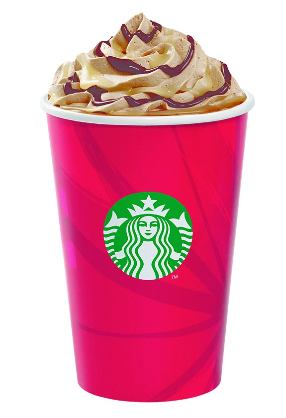Starbucks launches new Chestnut Praline Latte in the US, while we get Honey and Almond Hot Chocolate