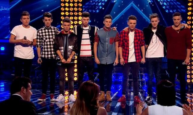 The X Factor 2014: Stereo Kicks