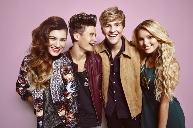 X Factor 2014: Only The Young on why Stereo Kicks should stick together