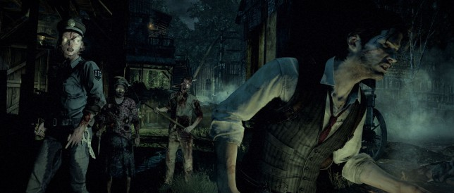 The Evil Within (PS4) - not horrifying enough