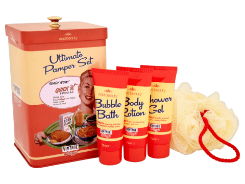 Kelloggs launches bath time gift sets so you can wash with milk and jam, obviously