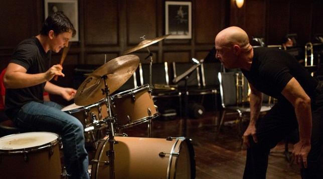 Next year you only need to see one film - Whiplash (Picture: Sony Pictures)
