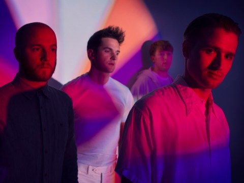 EXCLUSIVE: Watch Wild Beasts performing Present Tense track Palace