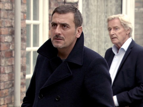 Why the exit of Coronation Street's Peter Barlow was a dull cop out