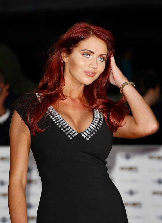 Earth to Amy Childs: Reality TV star thought Ebola was a band
