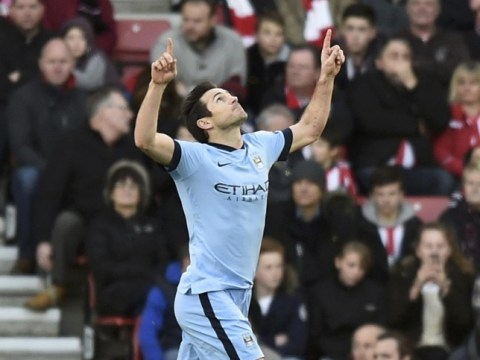 Frank Lampard staying at Manchester City longer is something Chelsea fans do not want to see