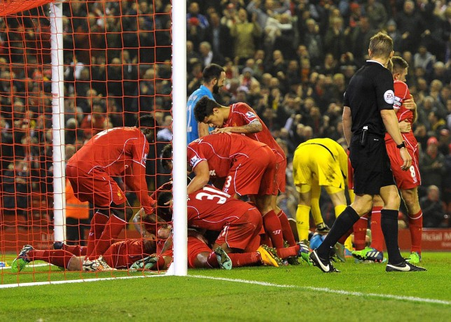 Can Glen Johnson's bravery inspire Liverpool to turn things around?