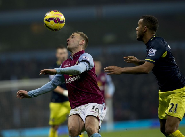 Marks out of 10: How did Aston Villa's players rate in their 1-1 draw with Southampton
